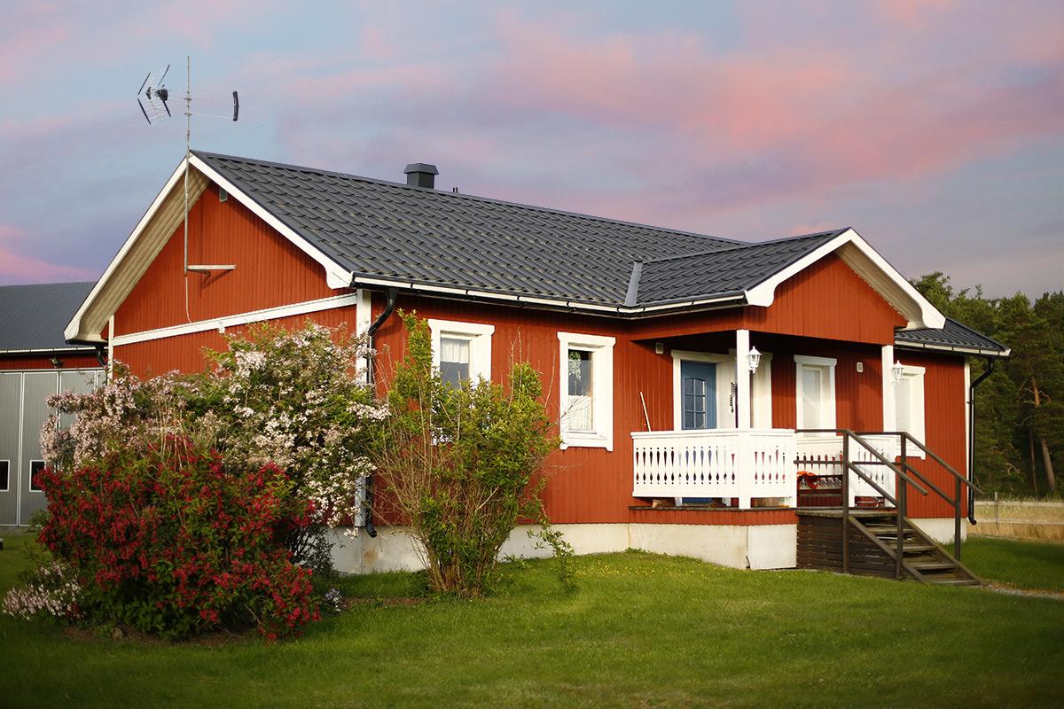 Gårdshuset